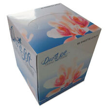 GEN Facial Tissue Cube Box 2-Ply White 85 Sheets/Box 85/Box 36 Boxes/Carton 852D