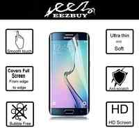 TPU Curved Screen Protector Soft Full Film Cover For Samsung Galaxy S7 Edge