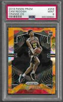 2019-20 Panini Prizm Cam Reddish Orange Ice RC Rookie #256 Hawks PSA 9