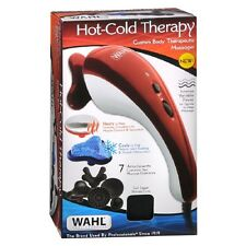 Wahl Massager Hot Cold Therapy Relaxation 7 Attachments 4295-400 Storage Case