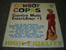 Cowboy Copas~Country Music Entertainer #1~STarday Records SLP 208~FAST SHIPPING