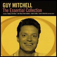 GUY MITCHELL - THE ESSENTIAL CD ~ SINGING THE BLUES~ROCKABILLY ++++ 50's *NEW*
