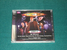 Doctor Who-Series 4-the Specials [Colonna sonora]  2 CD