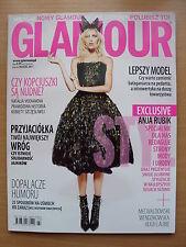 Glamour 3/2011 ANJA RUBIK,Natalia Vodianova,Hugh Laurie,James Blunt,PJ Harvey