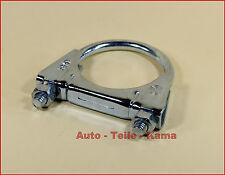 1 x Auspuffschelle für Ford ,  , Montageschelle , Bügelschelle  /  M8 Ø 54 mm