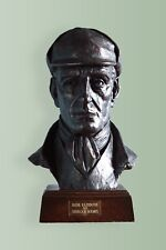 CC Bronze 3/4 life Bust of Sherlock Holmes. Ed. of only 50. Signed Certificate.