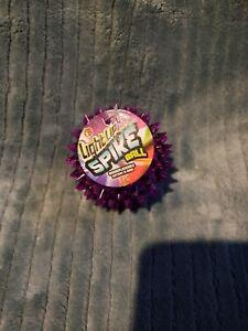 LIGHTUP Purple SPIKE BALL by Ja Ru