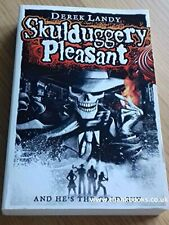 Skulduggery Pleasant Book 1 By Not Known