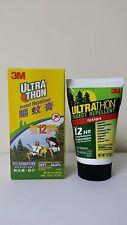 3M Against Mosquitoes Splash & Sweat Resistant Ultrathon Insect Repellent Lotion