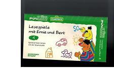 Mini LÜK - Lesespiele mit Ernie und Bert 1 und 2 - 1999