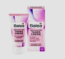 Balea Nourishing day cream for dry, sensitive skin with SPF 15 UV protection