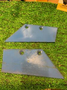 Lemken Plough Wing Share 3353743 / 3353742 pack of 7 each