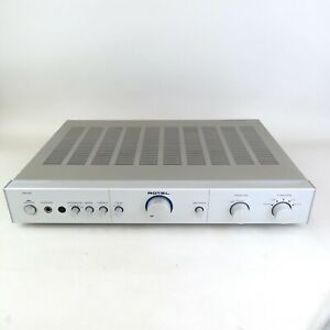 Rotel RA-02 integrated stereo amplifier with phono stage (no remote) ideal audio