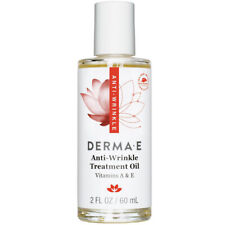 Derma E Anti-Wrinkle Vitamin A & E Treatment Oil For Dry Skin - 2 fl. oz./60 ml