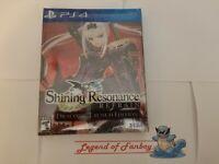 Shining Resonance: Refrain - Draconic Lauch Edition - Sony ps4 PlayStation 4 New