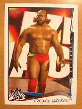 2014 Topps WWE #67 Ezekiel Jackson MINT