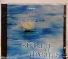 Cd DAN GIBSON'S Solitudes STREAM OF DREAMS exploring nature with music new