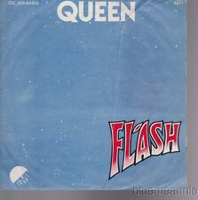 Queen Flash / Football Fight Mexico Import 45 With Picture Sleeve
