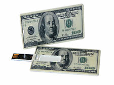 100 $ Dollar Billete USB Stick con 16 GB de memoria / dispositivo Flash Drive