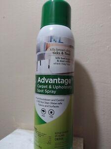 Bayer Advantage Carpet and Upholstery Spot Spray 16 oz Kills Fleas
