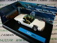 MV18R voiture altaya IXO 1/43 diorama BD MICHEL VAILLANT n°18 Vaillante GT-X1