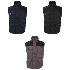 Autres vestes/blousons en mélange coton et polyester pour homme