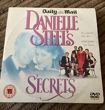Danielle Steel's Secrets (DVD) Christopher Plummer Promo DVD
