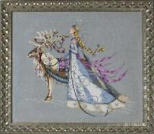 Snow Queen by Mirabilia Md143 cross stitch pattern