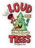 DGK Skateboards Loud Trees Skateboard Decal Sticker