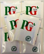 PG Tips individual envueltos Tagged bolsitas de té