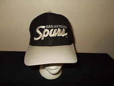VTG-1990s San Antonio Spurs NBA Sports Specialties fitted 6 7/8 hat sku28