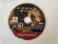 Ghost Rider - Playstation 2 PS2 - Cleaned & Tested