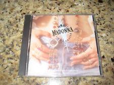 Madonna : Like a Prayer CD (1989) Very Good & Free Shipping!