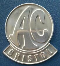 AC OWNERS CLUB CAR BADGE BRITISH BRISTOL mini cooper MG morris minor