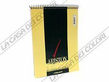 BLASETTI - ARISTON - BLOCCO NOTES - 15xH21cm - A5 - QUADRETTO 5 mm - 1 PEZZO