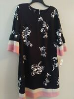 Beautiful NWT Alfani floral dress size 18