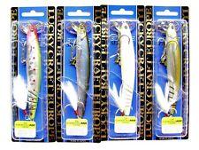 Lucky Craft Fluo Méné 120 Mr Mer Leurre de Pêche Japon Ferme Amorce, Mer Bass