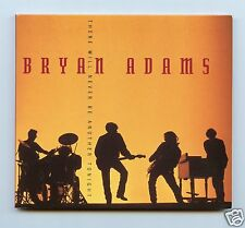 Bryan Adams/There Will Never Be Another Tonight  + 2 (Live) (UK)  Picture CD