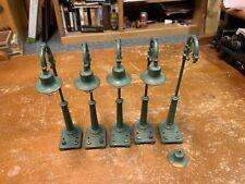 Lionel Prewar - 59 Lamp Post Lot of 5