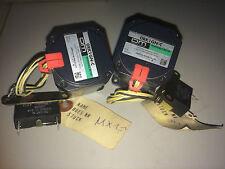 1 pcs Oriental Motor ORK1GN-C - 1W 200V 50/60Hz 1000/1200rpm incl capacitor #MX1