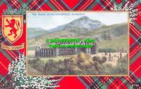 R531472 Royal Stewart. Palace of Holyroodhouse. Edinburgh. A792. Art Colour. Val