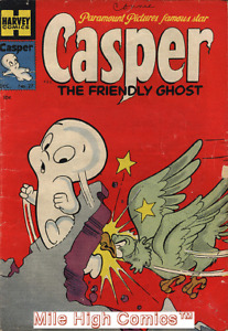 CASPER THE FRIENDLY GHOST  (1952 Series)  (HARVEY) #27 Fair Comics Book