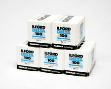 Ilford Delta 100 35mm 36 Exposure Pack of 5