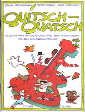 Quitsch-Quatsch - 45 lustige oder ernste Kinderlieder - SY2490 - 9790204224906