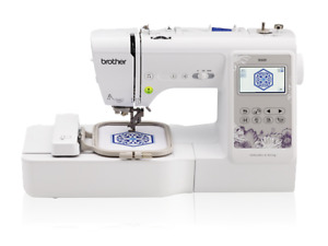 Brother SE600 Computerized Sewing and Embroidery Machine Customer Return