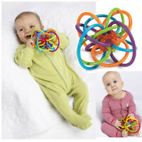 Baby Kids Children Rattle Teether Teething Soothing Crib Stroller Play Mat Toy