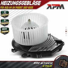 Innenraumgebläse heizungsgebläse Motor für Audi A4 VW Passat mit Klimaautomatik