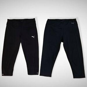 Puma Sports Capri Pants 2 Items Bundle