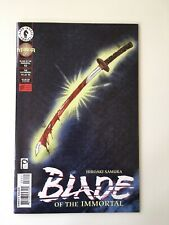 BLADE OF THE IMMORTAL #52 Dark Horse Comics The Gathering 10/15 2000 Manga NM