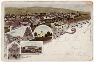 53118 Gruss Aus Luckmantel Austria Postcard 1898